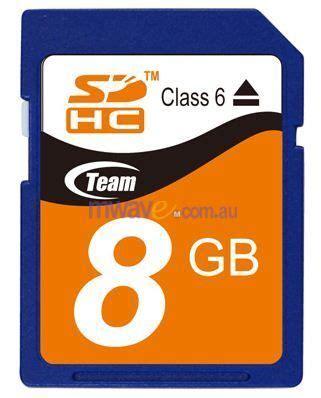 Microsd V Class 6 8gb team sdhc 8gb sd card class 6 tg008g0sd28x