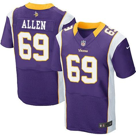 youth purple jared allen 69 jersey a lifetime p 587 1000 images about football jersey pattern print out on