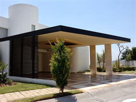 cocheras techadas con policarbonato foto cochera de losa de concreto y vigas met 225 licas de