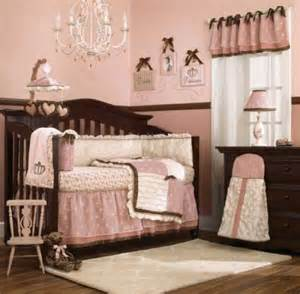 Pink And Brown Crib Bedding Sets New Cocalo Baby S Pink And Brown Crib Bedding 8 Nursery Set The Wall