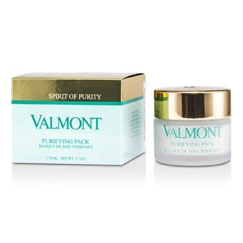 Valmont Purifying Pack 50ml 1 7oz valmont discount deals and sales compare get best price