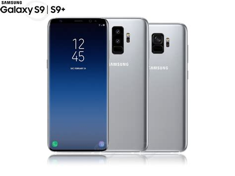 Samsung Galaxy S9 Most Gorgeous Samsung Galaxy S9 And S9 Renders So Far Trendy Techz
