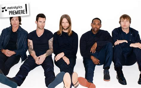 Maroon 5 Is Back by V Nuovo Album Dei Maroon 5