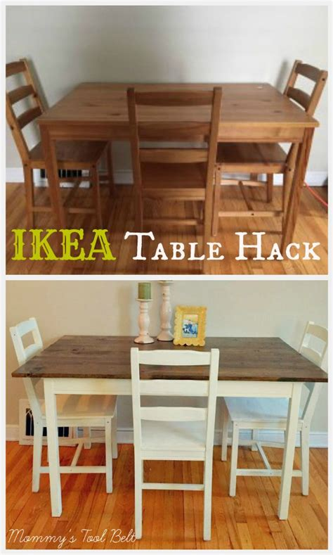 ikea dining table hack 25 best ideas about ikea table hack on pinterest ikea