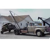 Photo 1948 Ford Marmon Herrington 4x4 Drive Boom Truck