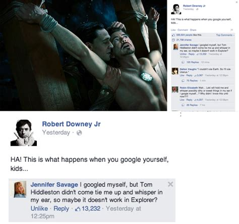 facebook lokitony frostiron marvel