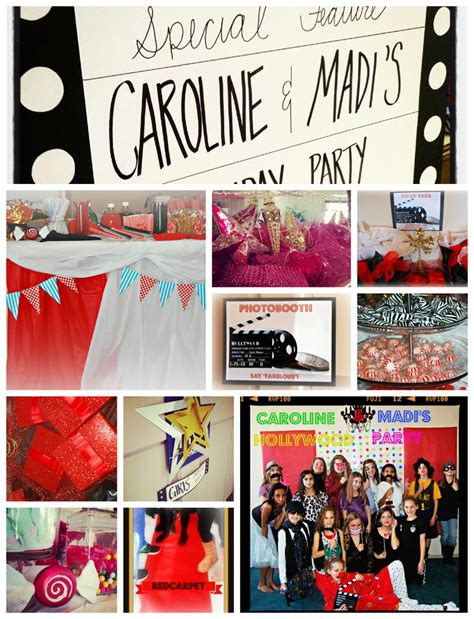 movie themes mix 20 best hollywood movie birthday party ideas images on
