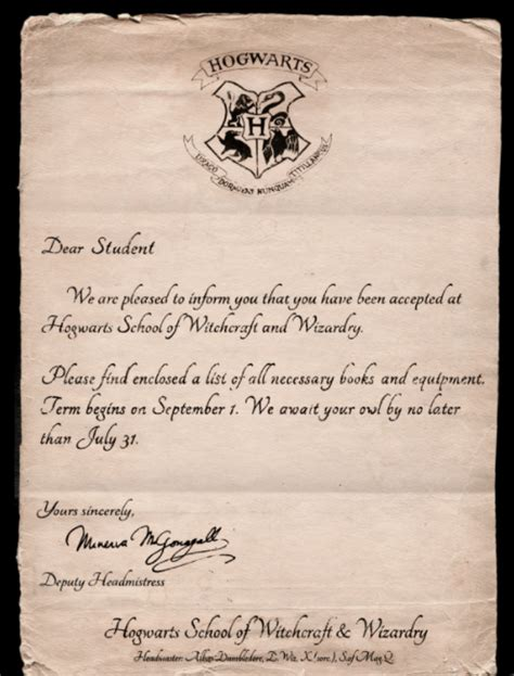 harry potter letter harry potter hogwarts mystery mobile review collider 1275