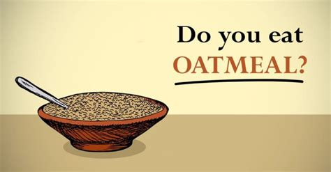 what happens if a eats what happens if you eat oatmeal every day today news