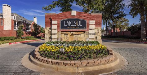 lakeside at coppell luxury apartments in coppell