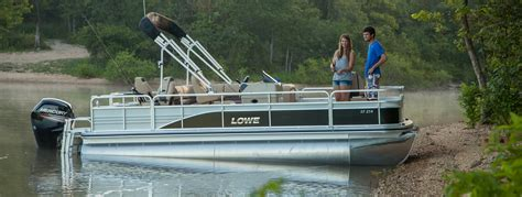 lowe boats prices 2017 sf214 fishing pontoon boat lowe boats