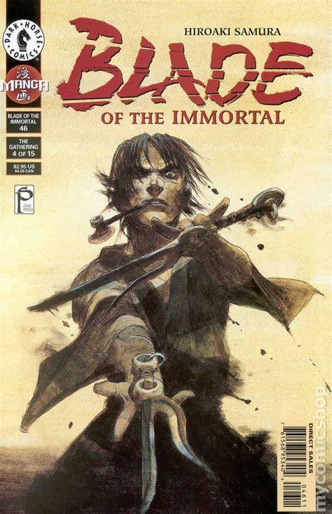 blade   immortal  comic books