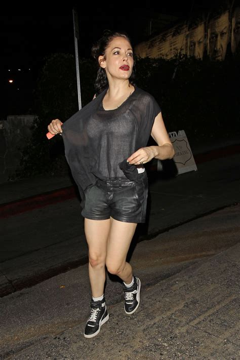 Mcgowan For In Style by Mcgowan Out Style Chateau Marmont In West