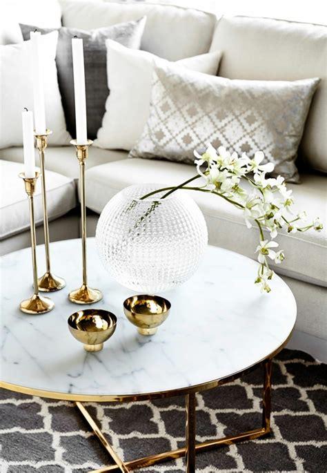Decoration Table Basse by 1001 Id 233 Es De D 233 Co Table Basse R 233 Ussie Ou Comment