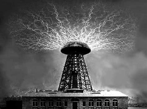 Tesla Teleforce Tesla Tower Scientifist