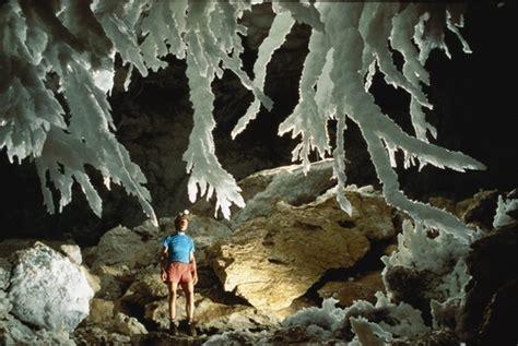 Chandelier Ballroom Cave Lechuguilla Cave Crystals Natura