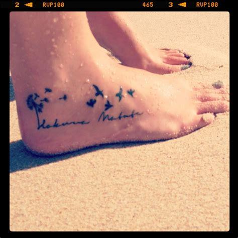 frases sexys para tatuaje de mujer apexwallpaperscom frase hakuna matata diente de le 243 n aves tatuajes