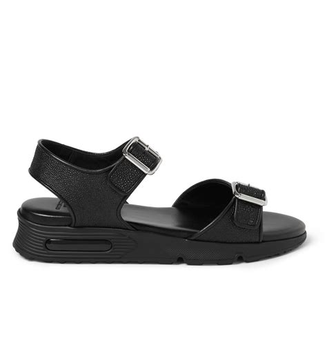 givenchy sandals lyst givenchy sandals in stingrayembossed