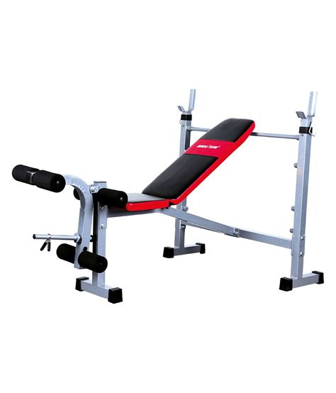 buy gym bench body gym ez multi weight bench 550 buy online at best