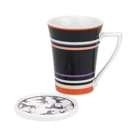 Gelas 340ml Mug Coaster buy ted baker tribalmix mug coaster amara