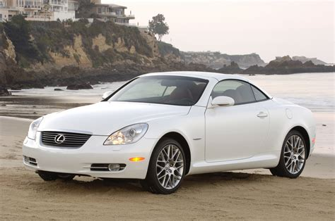 how cars engines work 2007 lexus sc seat position control 2007 lexus sc 430 review top speed