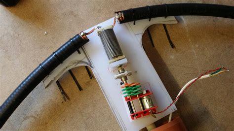 capacitor on antenna magnetic loop g4xix ham radio