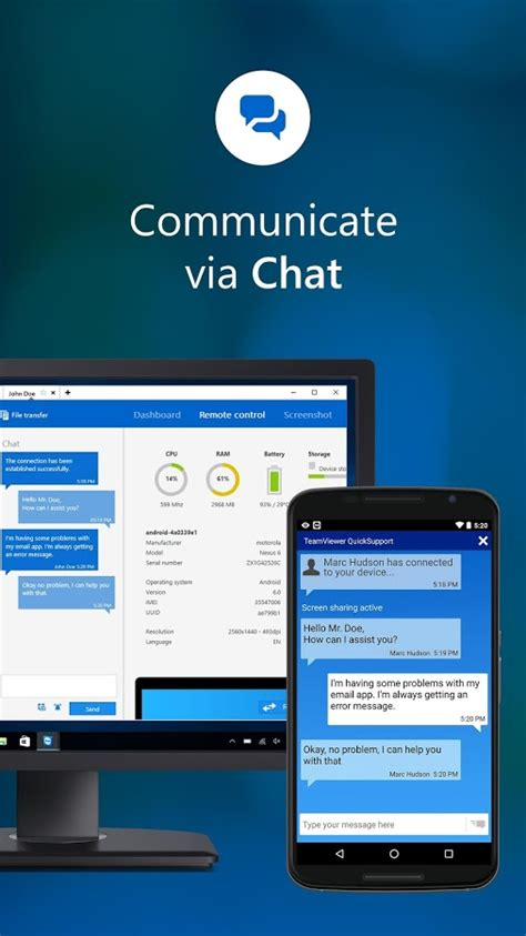 teamviewer mobile samsung quicksupport for samsung android apps on play