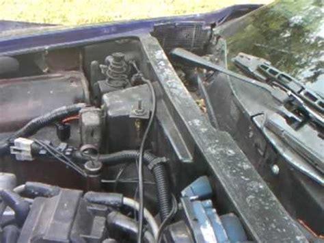 84 Corvette Interior How To Release A C3 Corvette S Hood That Won T Release