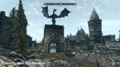 castle grey at skyrim nexus mods and community