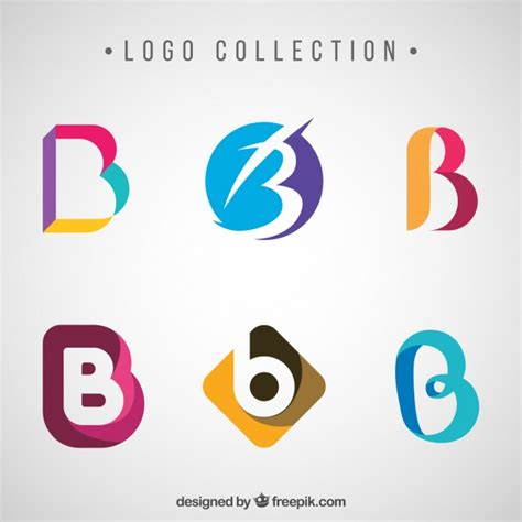free logo design without registration letter b vectors photos and psd files free download