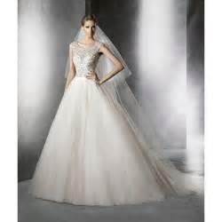 bridal dresses pronovias 2016 collection prismal wedding dress