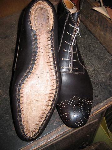 How To Make Handmade Shoes - 4 things to look for in a pair of men s shoes