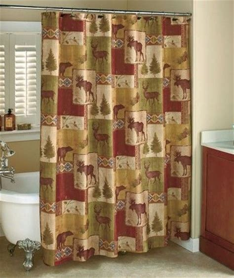 shower curtains cabin decor pinterest discover and save creative ideas