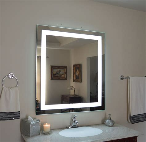 mam    lighted vanity mirror wall mounted makeup mirror ebay