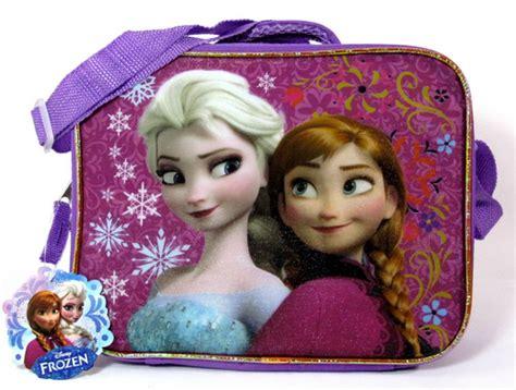 Lunch Box Frozen ᑎ frozen backpack and frozen lunchbox lunchbox