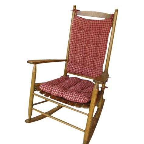Rocking chair cushion sets ? Furniture table styles