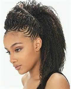 41 and chic cornrow braids hairstyles