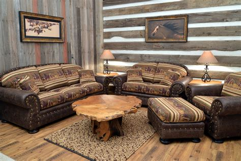 Rustic Livingroom Furniture The Best Rustic Living Room Ideas For Your Home