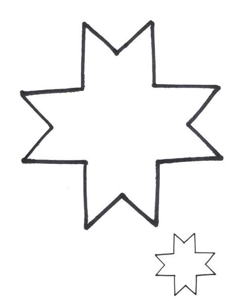 shape pattern clipart free printable star patterns clipart best