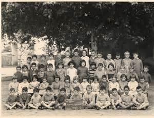 photo de classe les chalets 1960 61 de 1960 ecole fernand