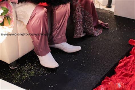 Baju Kurung Merah Cili 太陽日記 baju pengantin melaka ungu belacan dan merah cili