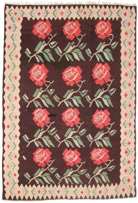 7 x 11 rug vintage turkish wool kilim 7 x 11 rug 13614 exclusive rugs
