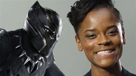 letitia wright character black panther letitia wright to appear as black panther in one news