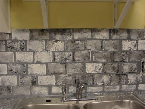 Brick Tile Kitchen Backsplash Brick Tile Backsplash For Classic Kitchen Remodeling Cabinet Hardware Room