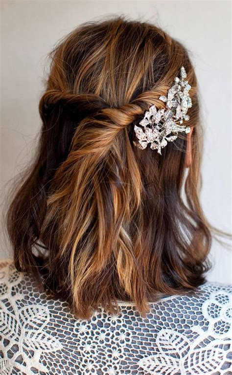 boho bob haircuts top 10 boho inspired hairstyles for your wedding day top