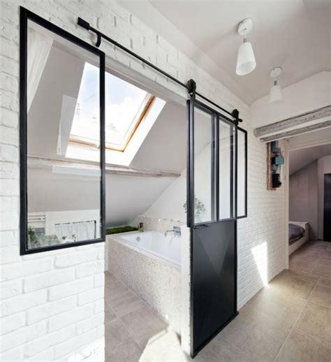 Kleines Badezimmer Dachgeschoss by Badezimmer Auf Dem Dachboden Viel Ruhe Mit Einer Prise