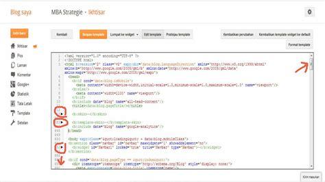 cara membuat readmore blogspot membuat read more automatis di blogger