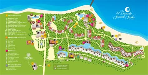 dorado resort map want an el dorado seaside resort map sunset travel inc