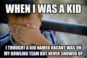 Funny Bowling Meme - the best confession kid memes