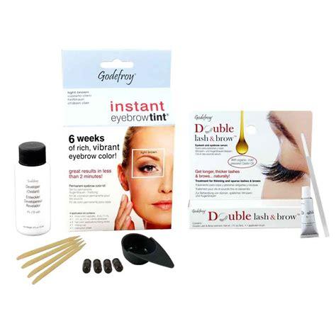 Instan Annisa Terbaru Light Brown godefroy instant eyebrow tint light brown lash brow g 252 nstig kaufen hagel shop